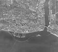 1970s Collection 1980s Aerial Imagery 1982 1989 Georeferenced Black White Or Color Infrared Images Of Galveston Harris And Nueces Counties